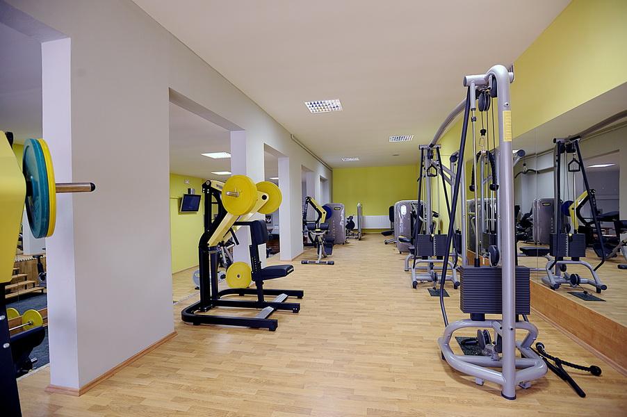 Budujte svaly ve ViaVestra Roztoky u Prahy