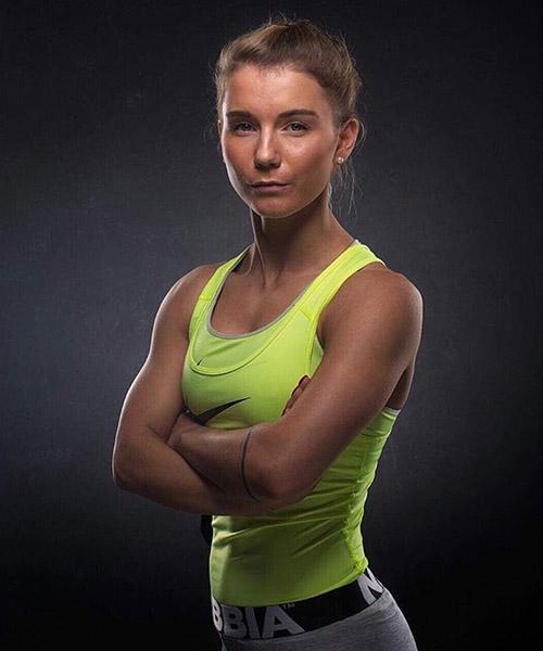Trenéři - Tereza Tydlitátová osobní trenérka a výživový poradce