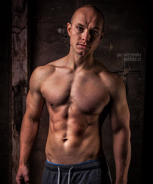 Trenéři Zbyněk Švehla - fitness a bodybuilding
